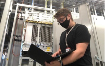 Nokia deployed its 1000th headend switch for OR in Aberdeen, Scotland
